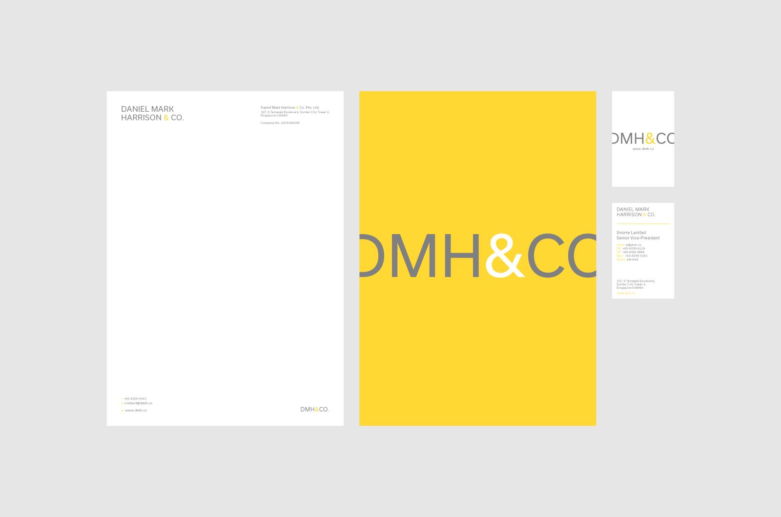 DMH&CO Stationary 01