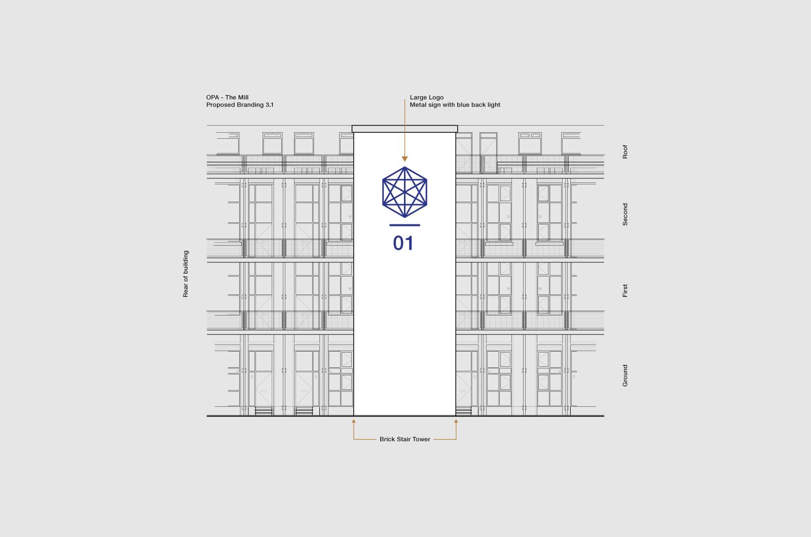OPA Building Branding 01