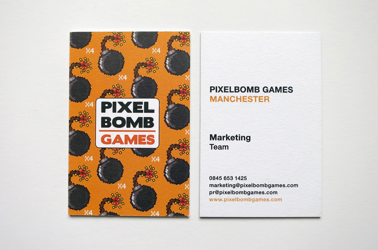 Pixelbomb Business Cards 02